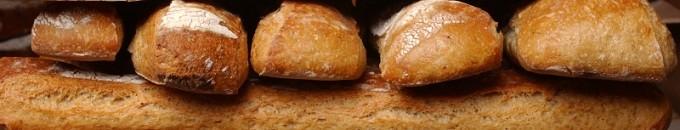 Panière à pain en tissu