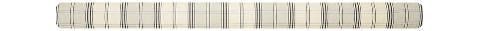 Tissu coton carreaux gris