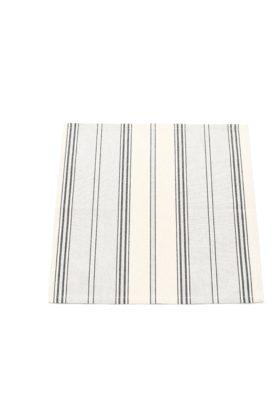 serviette-de-table-raye-gris-1