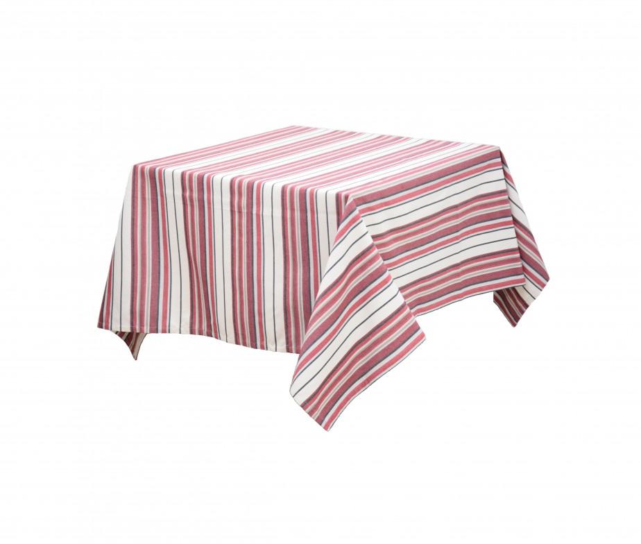 nappe rectangulaire ray e 100 naturel fabriqu en france. Black Bedroom Furniture Sets. Home Design Ideas