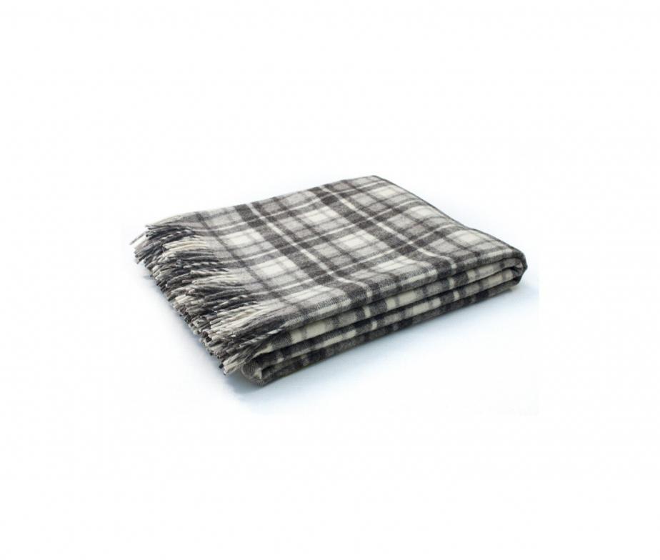 plaid cossais carreaux 100 naturel fabriqu en france. Black Bedroom Furniture Sets. Home Design Ideas