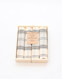 coffret-4-serviettes-de-table-cx-gris