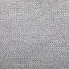zoom tissu jacquard médaillon gris