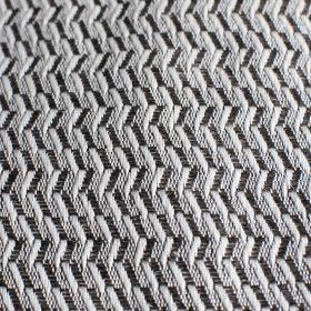 lien plaid brisé laine naturelle