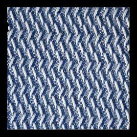 lien plaid brise bleu nuit